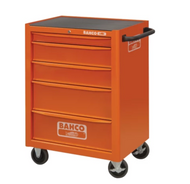 Bahco BAH1470K5 - 1470K5 Tool Trolley 5 Drawer Orange