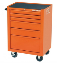 Bahco BAH1470K6 - 1470K6 Tool Trolley 6 Drawer Orange