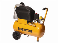 Bostitch BOSC24U110 - C24-U Portable Compressor 24 Litre 110 Volt