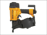 Bostitch BOSN66C2E - N66C-2-E Pneumatic Coil Nailer Variable Depth Control