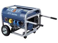 Boxxer BOXGEN3000 - 3000 Dual Voltage Petrol Generator 3000 Watt 230/240 Volt
