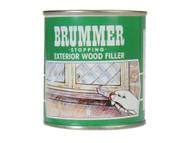 Brummer BRUGMTE - Green Label Exterior Stopping Medium Teak