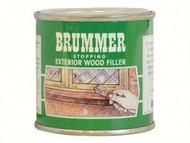 Brummer BRUGSMM - Green Label Exterior Stopping Small Medium Mahogany