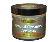 Briwax BRWNCBW250CL - Natural Creamed Beeswax Clear 250ml