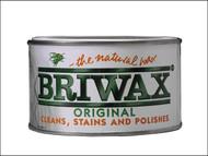 Briwax BRWWPMB400 - Wax Polish Medium Brown 400g