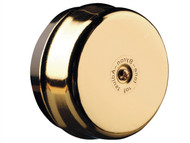 Byron BYR1200 - 1200 Wired Underdome Bell Brass