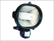 Byron BYRES24 - ES24 Energy Saving Spotlight with Motion Detector Black 24 Watt