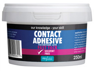 Polyvine CASCA250 - Contact Adhesive Solvent Free Fast Tack 250ml