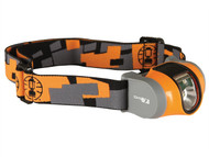 Coleman COL23262 - CHT7 Headlamp With Batteries Orange
