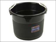 Curver CTO1120BK - Tuff Tub - Black 39 Litre