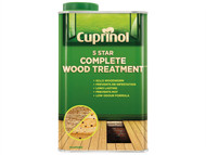 Cuprinol CUP5ST1L - 5 Star Complete Wood Treatment 1 Litre