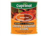 Cuprinol CUPGFSAP750 - Softwood & Hardwood Garden Furniture Stain Antique Pine 750ml