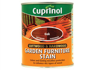 Cuprinol CUPGFSO750 - Softwood & Hardwood Garden Furniture Stain Oak 750ml