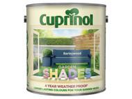 Cuprinol CUPGSBAR25L - Garden Shades Barleywood 2.5 Litre