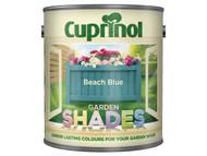Cuprinol CUPGSBB1L - Garden Shades Beach Blue 1 Litre