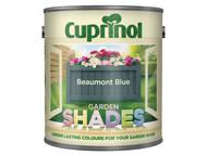 Cuprinol CUPGSBMB1L - Garden Shades Beaumont Blue 1 Litre