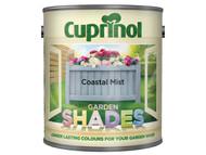 Cuprinol CUPGSCM5L - Garden Shades Coastal Mist 5 Litre