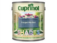 Cuprinol CUPGSFOR25L - Garden Shades Forget-Me-Not 2.5 Litre