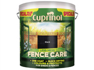 Cuprinol CUPLMFCBL6L - Less Mess Fence Care Black 6 Litre