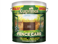 Cuprinol CUPLMFCRB6L - Less Mess Fence Care Rustic Brown 6 Litre
