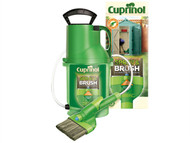 Cuprinol CUPMPSB - Spray & Brush 2 In 1 Pump Sprayer