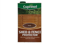 Cuprinol CUPSFCH5L - Shed & Fence Protector Chestnut 5 Litre