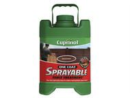 Cuprinol CUPSFTHB5L - Spray Fence Treatment Harvest Brown 5 Litre