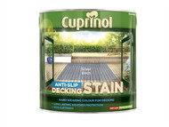 Cuprinol CUPUTDSSB25L - Anti Slip Decking Stain Silver Birch 2.5 Litre