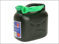 Silverhook D/ICAN3 - Diesel Fuel Can & Spout Black 5 Litre