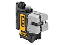 DEWALT DEW089KD - DW089KD Multiline Laser With Detector