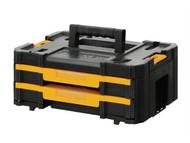 DEWALT DEW170706 - TSTAK Toolbox IV (Shallow Drawer)