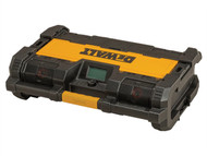 DEWALT DEW175663 - TOUGHSYSTEM DAB Radio 14/18 Volt Li-Ion Bare Unit