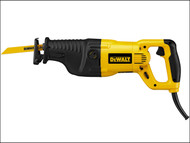 DEWALT DEW311K - DW311K Reciprocating Saw Orbital Action 1200 Watt 230 Volt