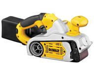 DEWALT DEW433 - DW433 75 x 533mm Electronic Belt Sander 800 Watt 230 Volt
