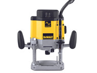 DEWALT DEW625EKT - DW625EKT Double Collet Router 2000 Watt 240 Volt