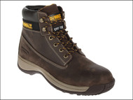 DEWALT DEWAPPREN9B - Apprentice Hiker Boots Brown Nubuck UK 9 Euro 43