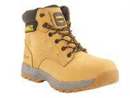DEWALT DEWCARBON7W - SBP Safety Hiker Carbon Wheat Boots UK 7 Euro 41