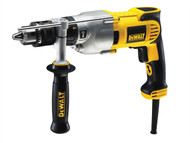 DEWALT DEWD21570K - D21570K 127mm Dry Diamond Drill 2 Speed 1300 Watt 230 Volt