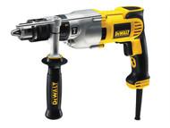 DEWALT DEWD21570K - D21570K 127mm Dry Diamond Drill 2 Speed 1300 Watt 230 Volt