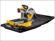 DEWALT DEWD24000L - D24000 Wet Tile Saw with Slide Table 1600 Watt 110 Volt