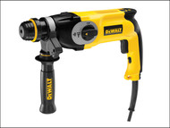 DEWALT DEWD25123KL - D25123K SDS Plus 3 Mode Combi Hammer Drill 800 Watt 110 Volt