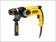 DEWALT DEWD25124K - D25124K 26mm QCC Heavy-Duty Combi Hammer Drill 800 Watt 240 Volt