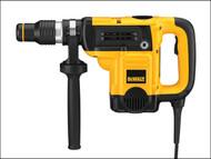 DEWALT DEWD25501K - D25501K SDS Max Combi Hammer 5kg 1100 Watt 240 Volt