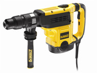 DEWALT DEWD25721KL - D25721K SDS Max Combination Hammer 7kg 1350 Watt 110 Volt