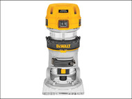 DEWALT DEWD26200 - D26200 1/4in Compact Fixed Base Router 900 Watt 230 Volt