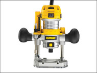 DEWALT DEWD26203 - D26203 1/4in Plunge Router Variable Speed 900 Watt 230 Volt