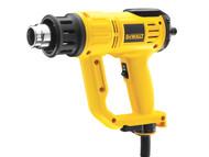 DEWALT DEWD26414 - D26414 LCD Premium Heat Gun 2000 Watt 240 Volt