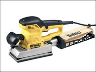 DEWALT DEWD26421 - D26421 1/2 Sheet Non-Electronic Sander 350 Watt 240 Volt