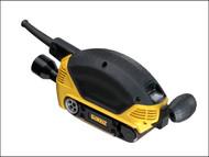 DEWALT DEWD26480L - D26480 64mm Compact Belt Sander 500 Watt 110 Volt