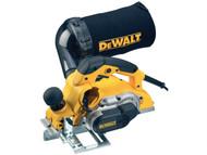 DEWALT DEWD26500K - D26500K Professional Planer in Kit Box 1050 Watt 240 Volt